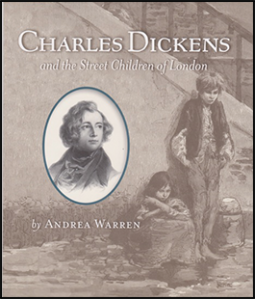 Charles Dickens Book Jacket
