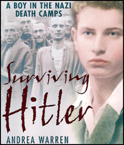 Surviving Hitler Book Jacket