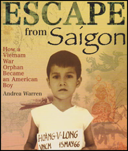 Escape from Saigon Book Jacket