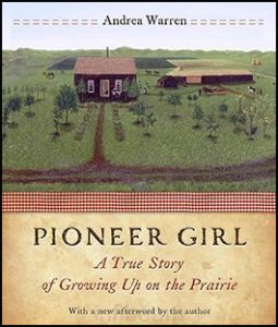 Pioneer Girl Book Jacket
