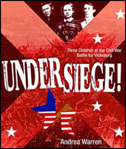 Under Siege Book Jacket