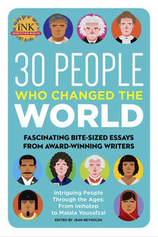 30 People Who Changed The World Cover