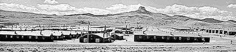 Internment Camp With Heart Mountain